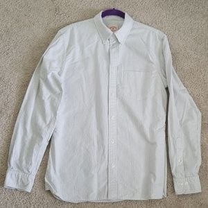 Brooks Brothers Stripped Oxford Polo Button-Down